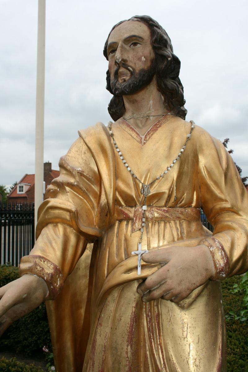 1 Barok St Joseph Statue Religious Church Statues I