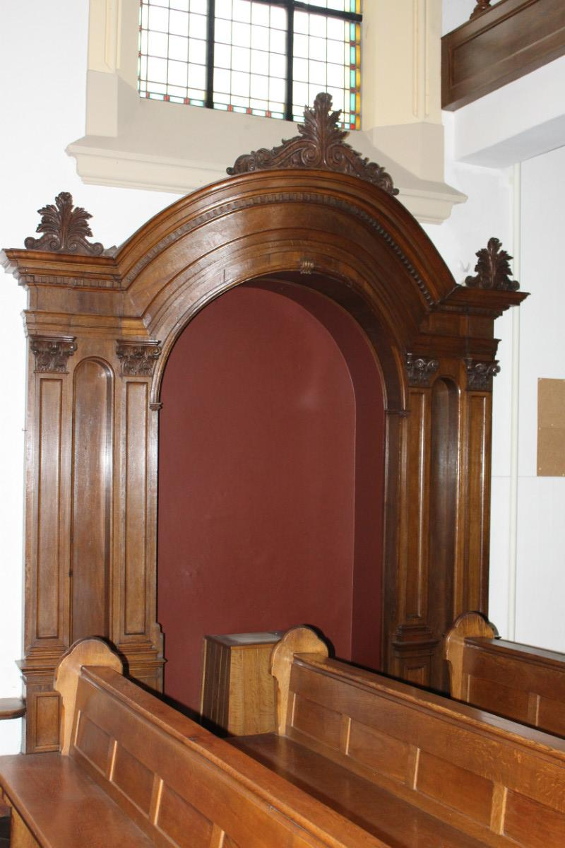 1 baroque chapel church furniture fluminalis