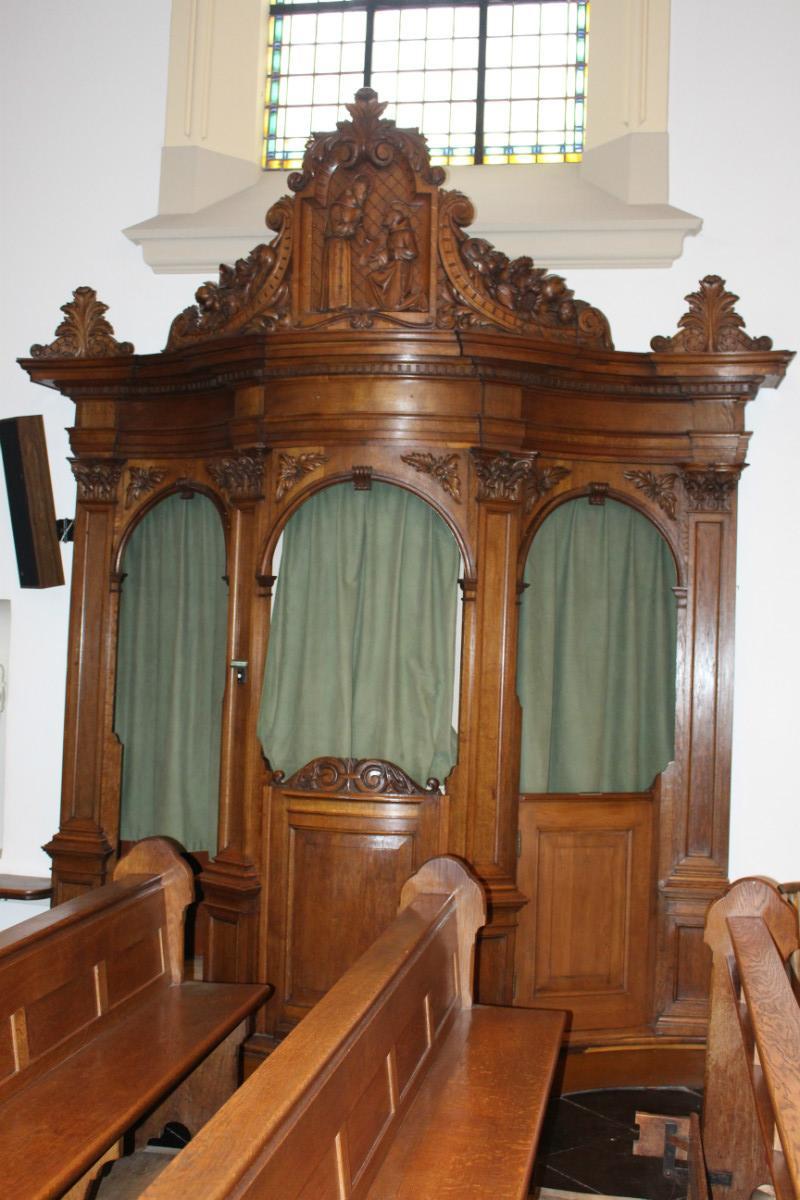 1 baroque confessional   church furniture   fluminalis