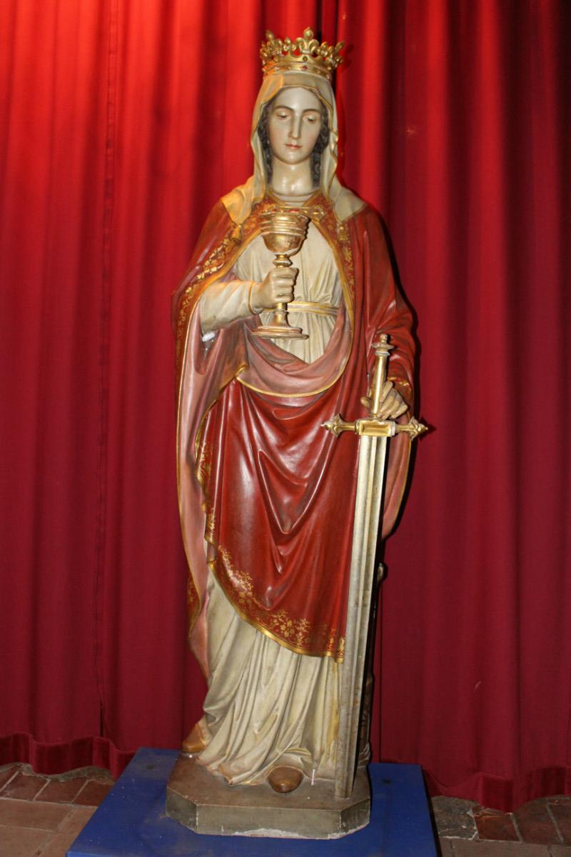 saint barbaras life essay Saint barbara, known in the eastern according to the legendary accounts of her life, barbara was the daughter of a rich pagan named dioscorus.