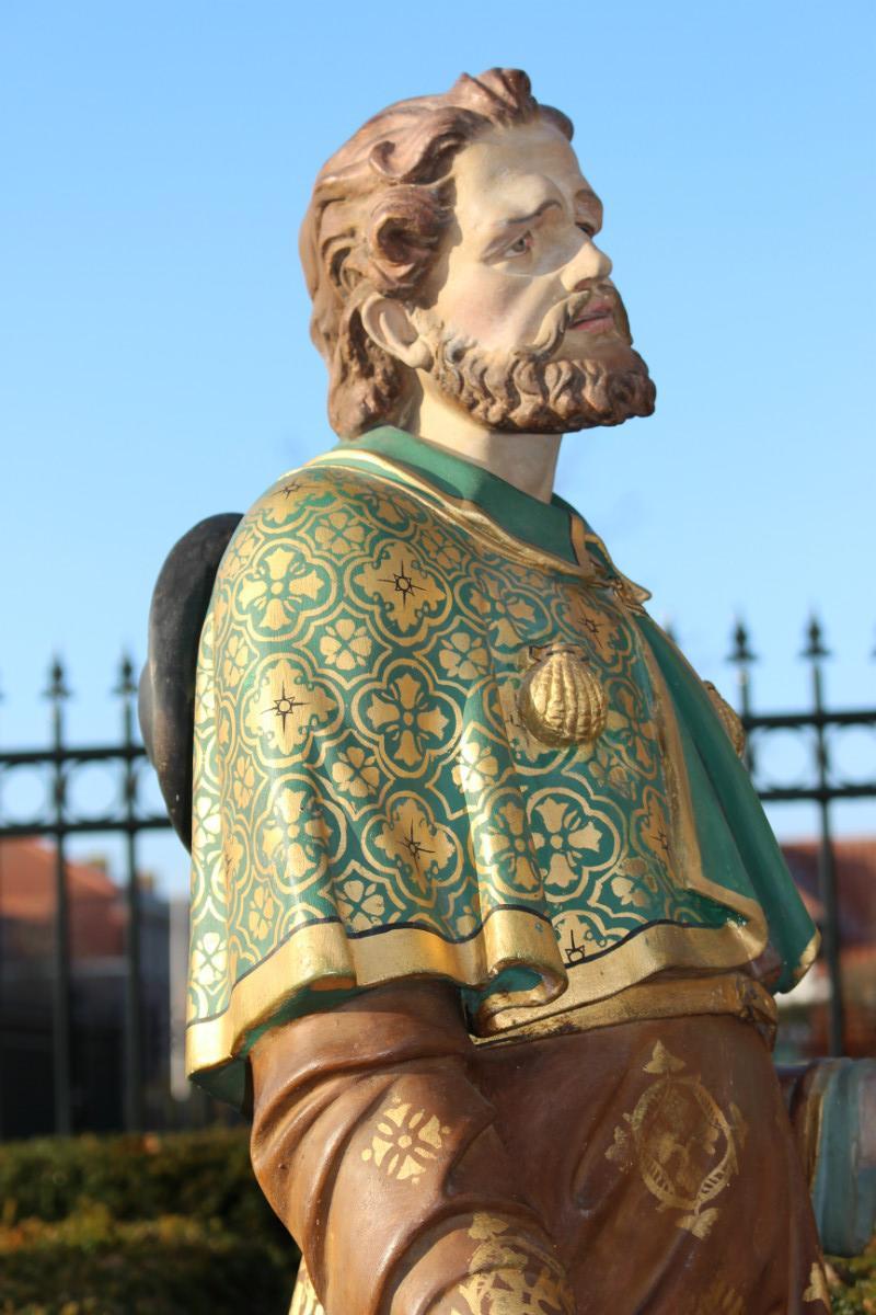St Rochus Statue Max