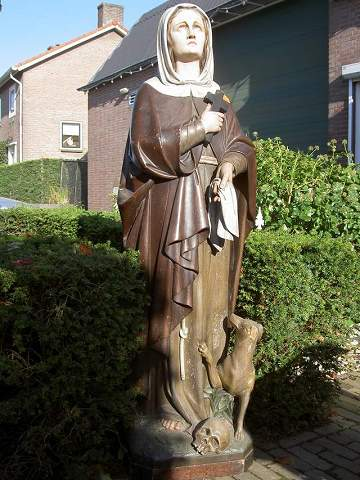 st margareta of cortona religious church statues ii