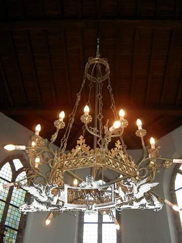 1 Gothic Style Very Special Large Lighting Sanctuary