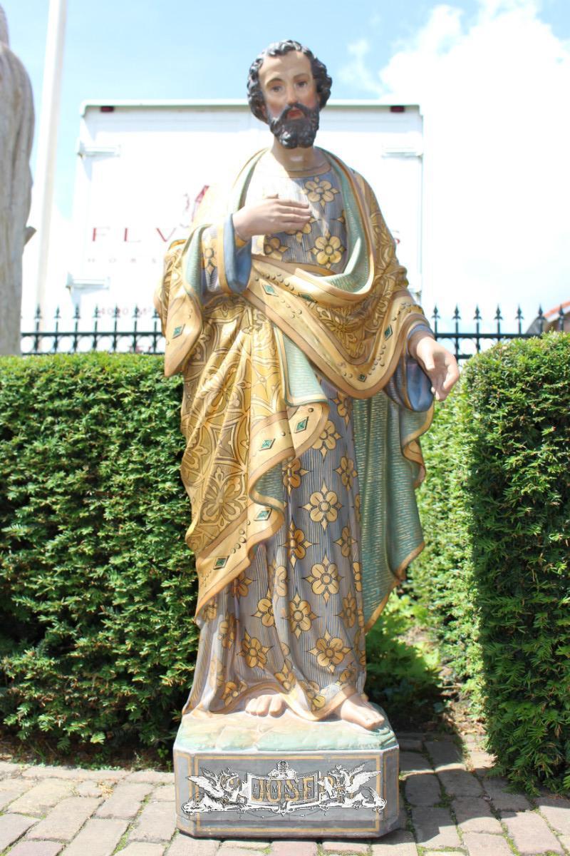 1 St Joseph Statue Religious Church Statues Ii Fluminalis