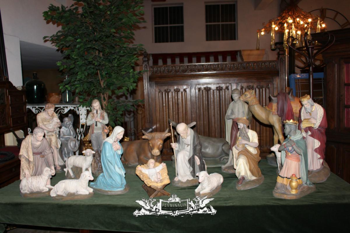 100 Home Interiors Nativity Set My Christmas Home